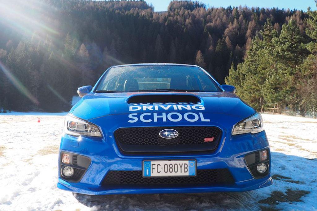 Subaru Driving school speciale